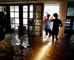 Hurricane cleanup