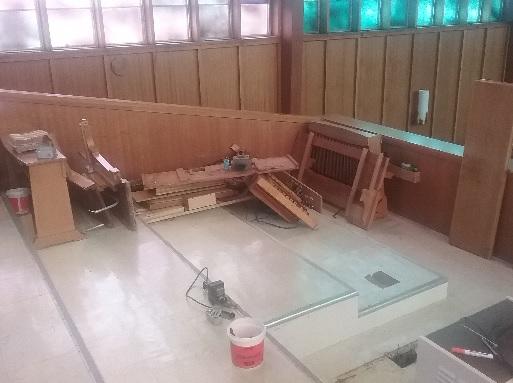 Organ Dismantled - 1