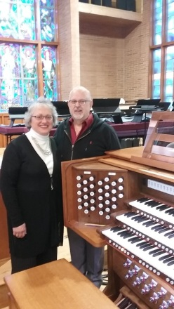 Organ Dedication